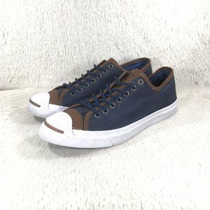 Converse Jack Purcell Canvas Cork Size 10